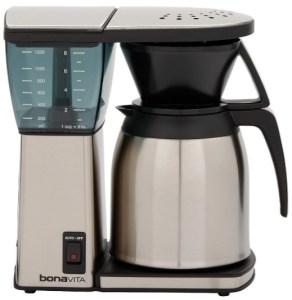 Coffee Maker Built In Grinder Reviews : Grind & Brew Coffee Makers: Best Coffee Makers with Built-in Coffee Grinders Reviews and ...