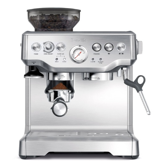 Breville The Barista Express Coffee Machine