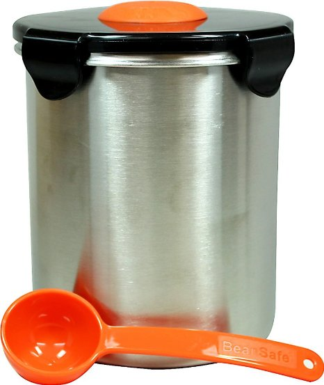 """BeanSafe """"The Coffee Storage Solution"""""""