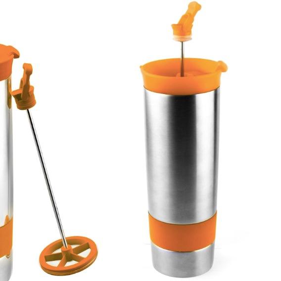 Asobu The Hot Press Vacuum Insulated Cup