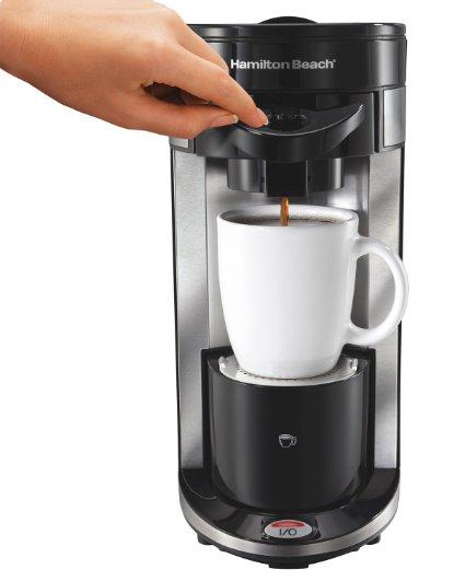 Hamilton Beach 49999A FlexBrew Single-Serve Coffeemaker