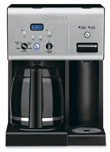 Image Result For Cuisinart Programmable Cup Coffee Maker With Water System