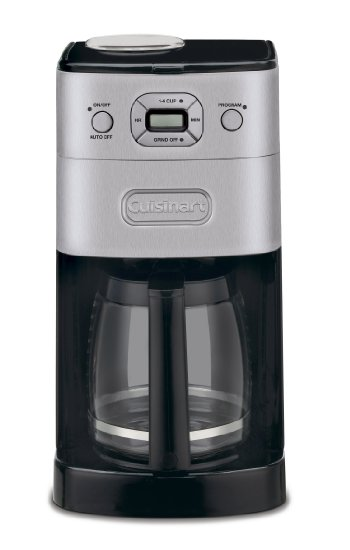 Cuisinart DGB-625BC Grind-and-Brew 12-Cup Automatic Coffeemaker