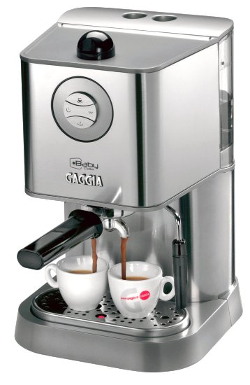 Gaggia 12300 Baby Class Manual Espresso Machine