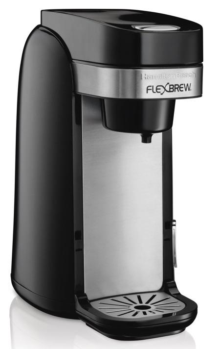 Hamilton Beach 49997 Flexbrew Single Serve Coffeemaker
