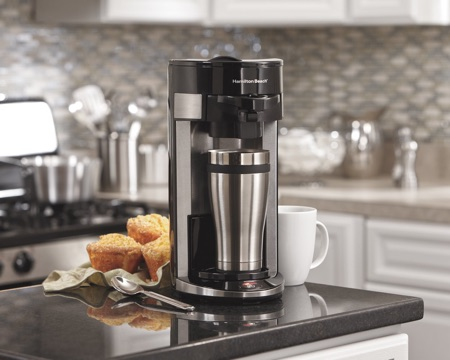 Hamilton Beach 49999A FlexBrew Single-Serve Coffeemaker