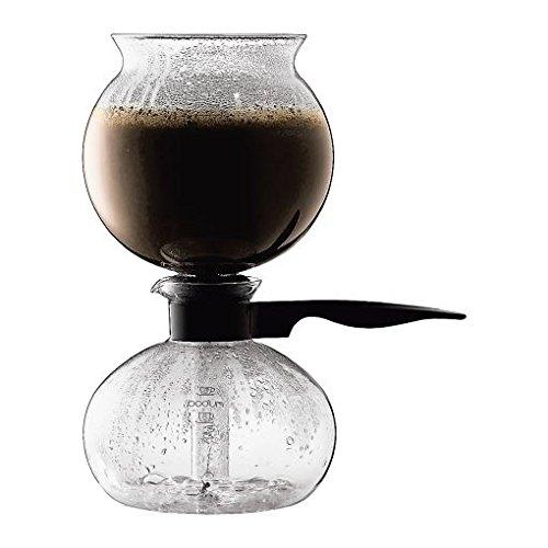 Bodum Pebo Vacuum 8 Cup Coffee Maker