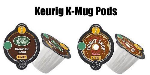 Keurig K Mug Pods