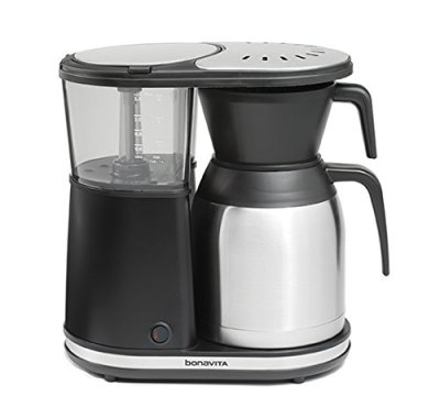 Bonavita BV1900TS 8 Cup Coffee Maker With Thermal Carafe