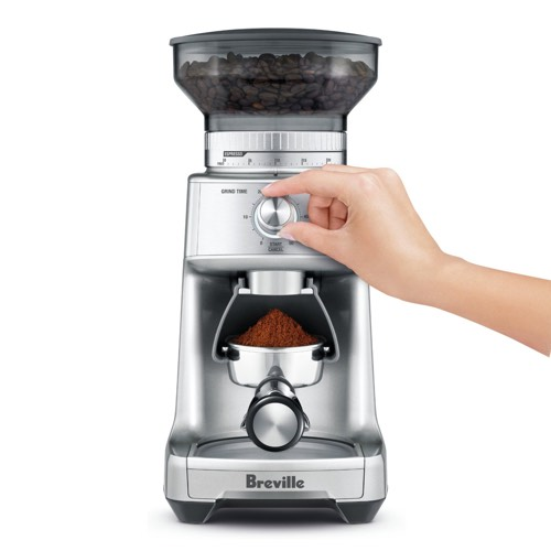 Breville BCG600SIL The Dose Control Pro Cofee Bean Grinder