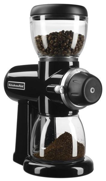 KitchenAid KCG0702OB Burr Coffee Grinder