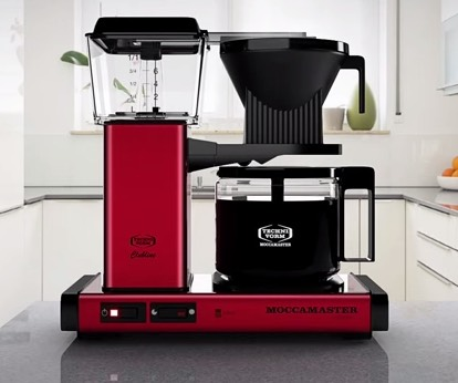 Moccamaster Red