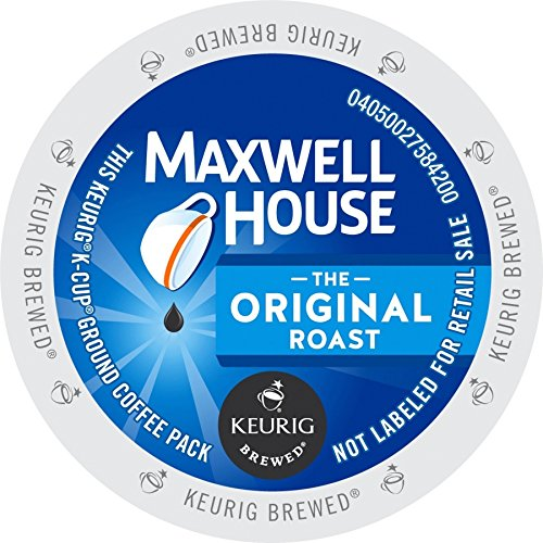 Maxwell House K Cup Pod