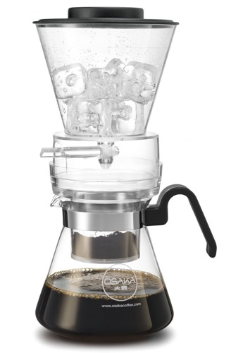 Osaka 4 Cup (20oz_600ml) Cold Brew Coffee Dripper