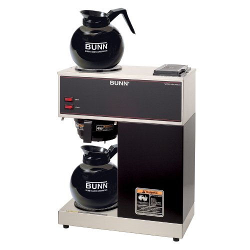 bunn-33200-0015-vpr-2gd-12-cup-pourover-commercial-coffee-brewer