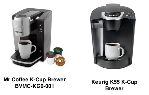mr coffee kcup brewer - K Cup Brewers