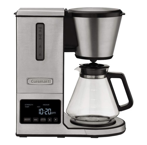 Cuisinart Coffee Maker Manual Dcc 3200 : Cuisinart Pure Precision (CPO-800/850) Pour Over Coffee Maker - Is It Worth It? Coffee Gear at ...