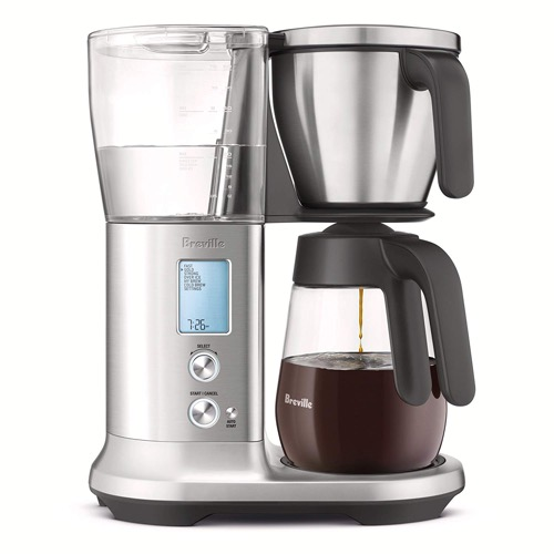Breville Precision Brewer Review And Comparisons With Grind Control Moccamaster And Bonavita Coffee Gear At Home