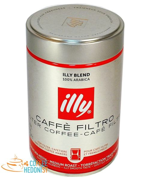 illy filter red