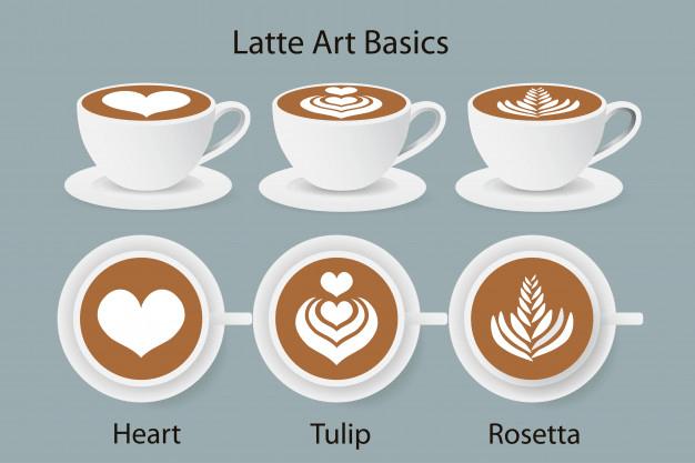 Latte Art Names