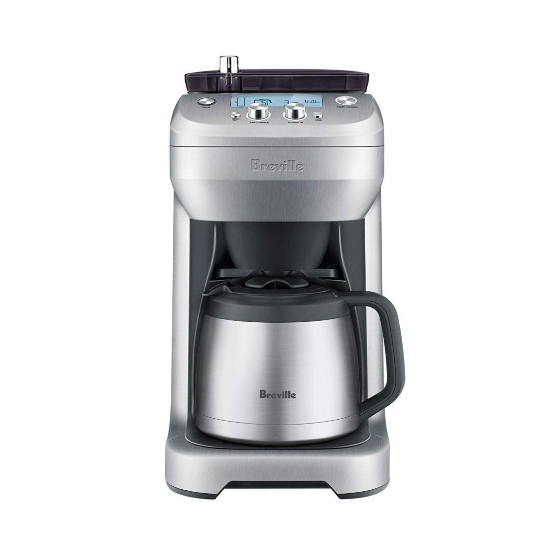 Coffee-Maker-With-Grinder-Breville-Grind-Control