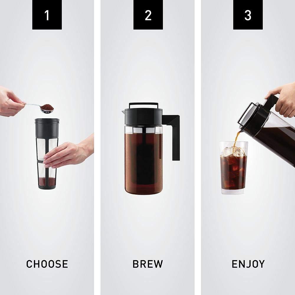 Cold-Brew-Coffee-Maker Takeya