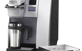 Keurig K155 Single Cup Coffee Maker Info