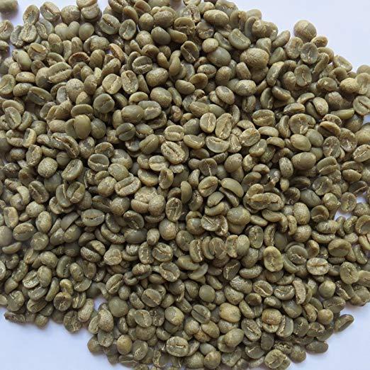 Single Origin Unroasted Green Coffee Beans info