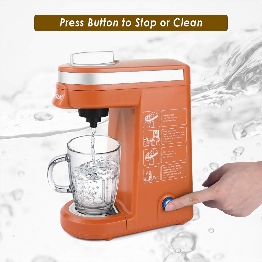 CHULUX espresso machine Coffeeinblog