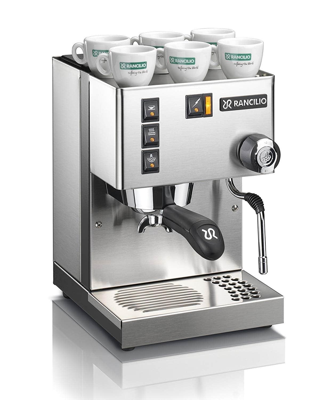 Rancilio Silvia Espresso Machine coffeeinblog