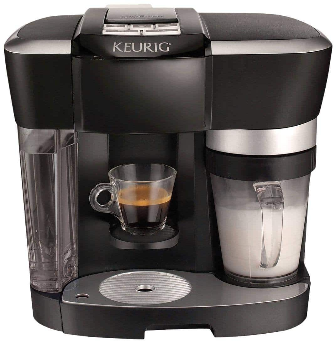 The Keurig Rivo coffeeinblog