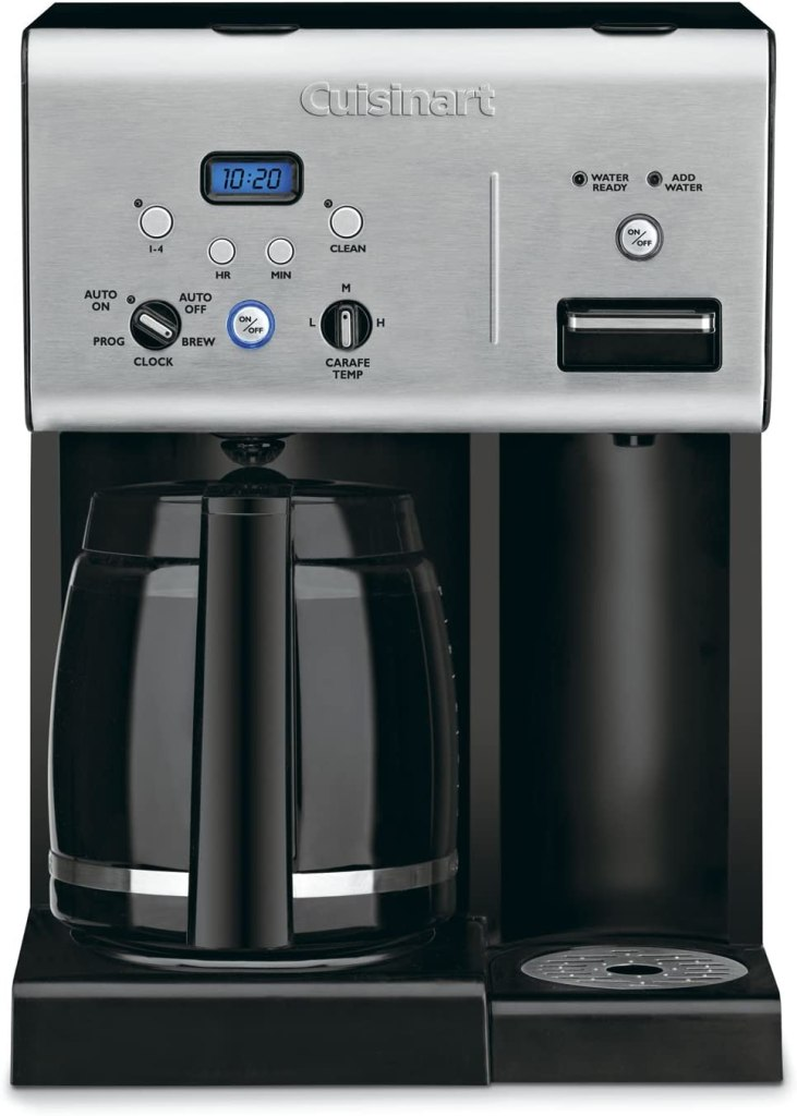 Cuisinart CHW-12P1 12-Cup Programmable Coffeemaker
