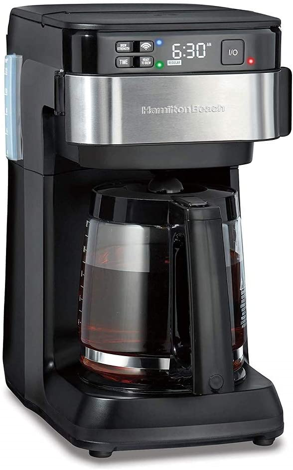 Hamilton Beach Works with Alexa Smart Coffee Maker