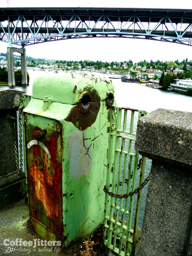 bridge pouting