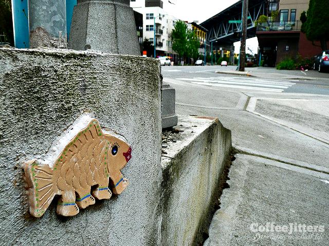 fish crossing - CoffeeJitters.Net