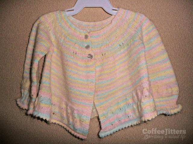 hand-me-down sweater - CoffeeJitters.Net