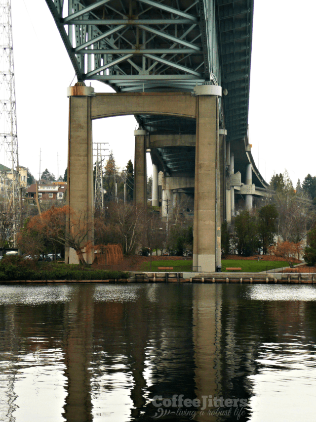 ship canal bridge seattle