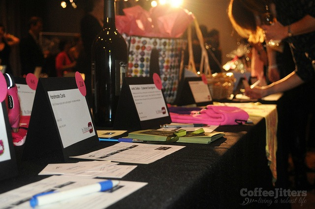 Silent auction - Young Survival Coalition