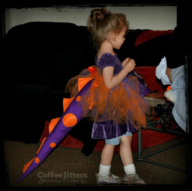dinosaur ballerina - coffeejitters.net