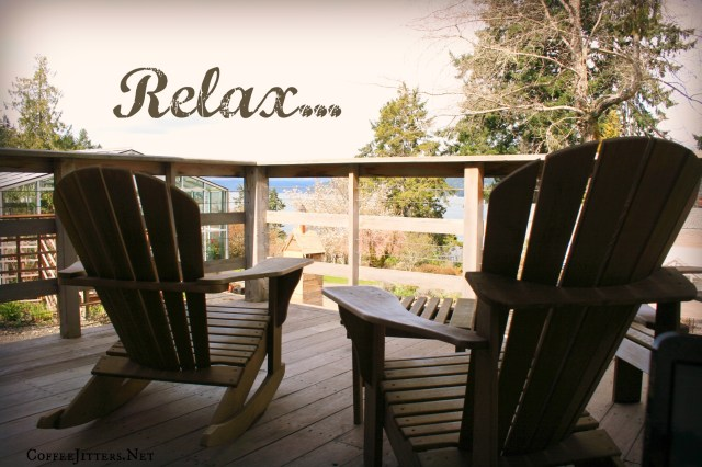 Relax release the stress