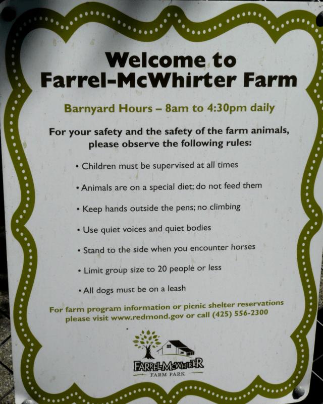 Farrel-McWhirter Farm Park