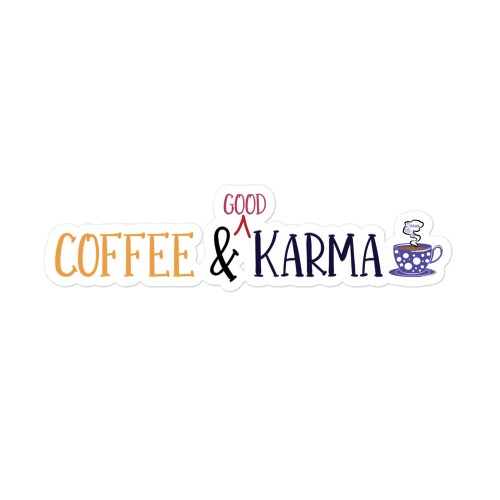 coffee, good karma, meditation, herding cats