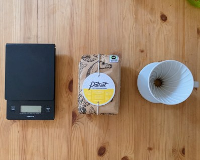 Dialing in on the v60
