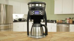 Behmor Brazen Plus Temperature Control Coffee Maker Review
