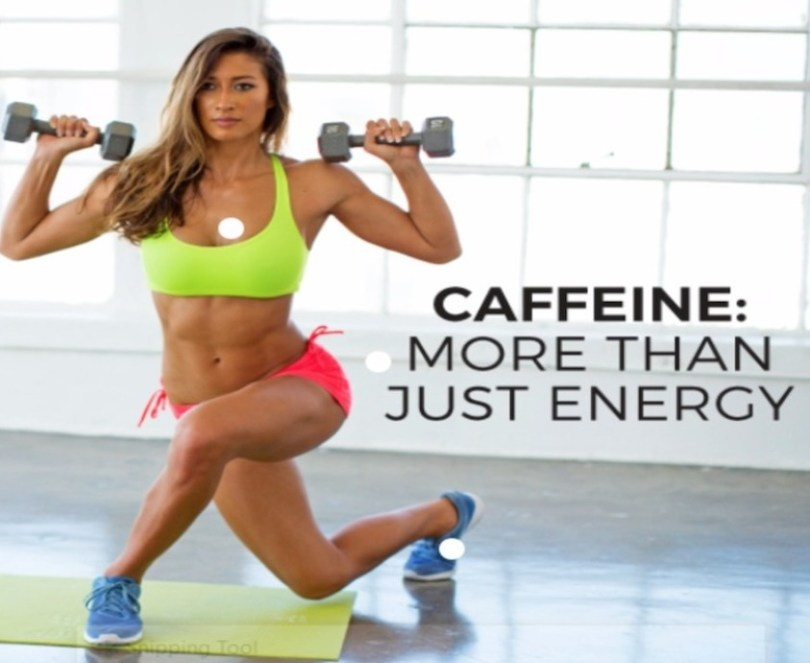 Caffeine - More than just energy