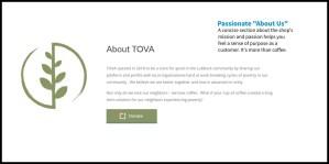 tova coffee about