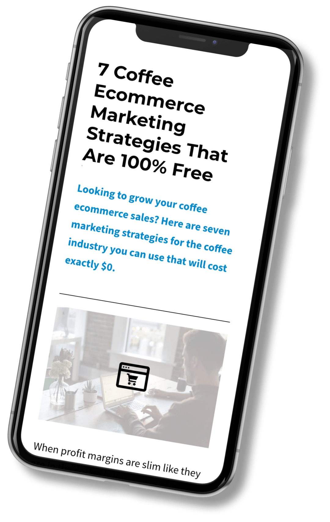 coffee marketing school newsletter