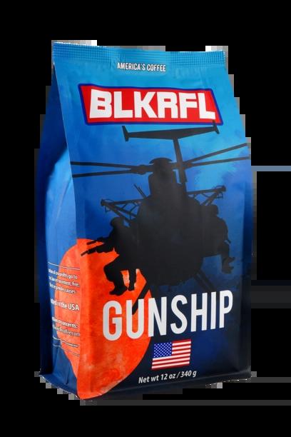 Black Rifle Coffee Bag