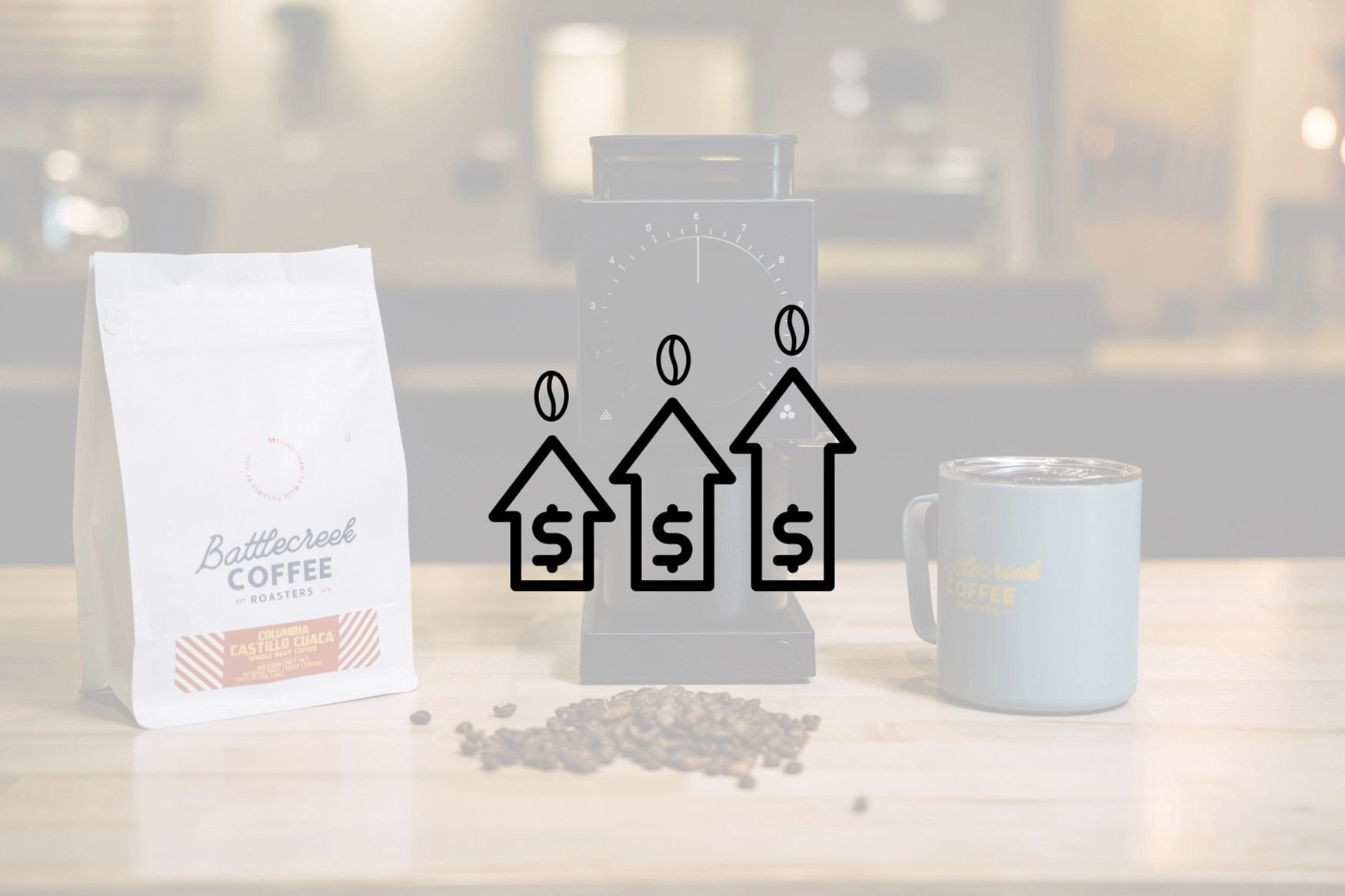 Coffee business customer research