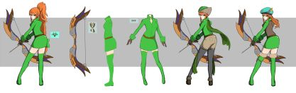Concept art for Remi